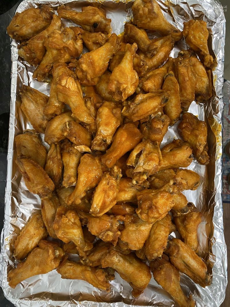 Dirty Chicken Wings - TheNavagePatch.com