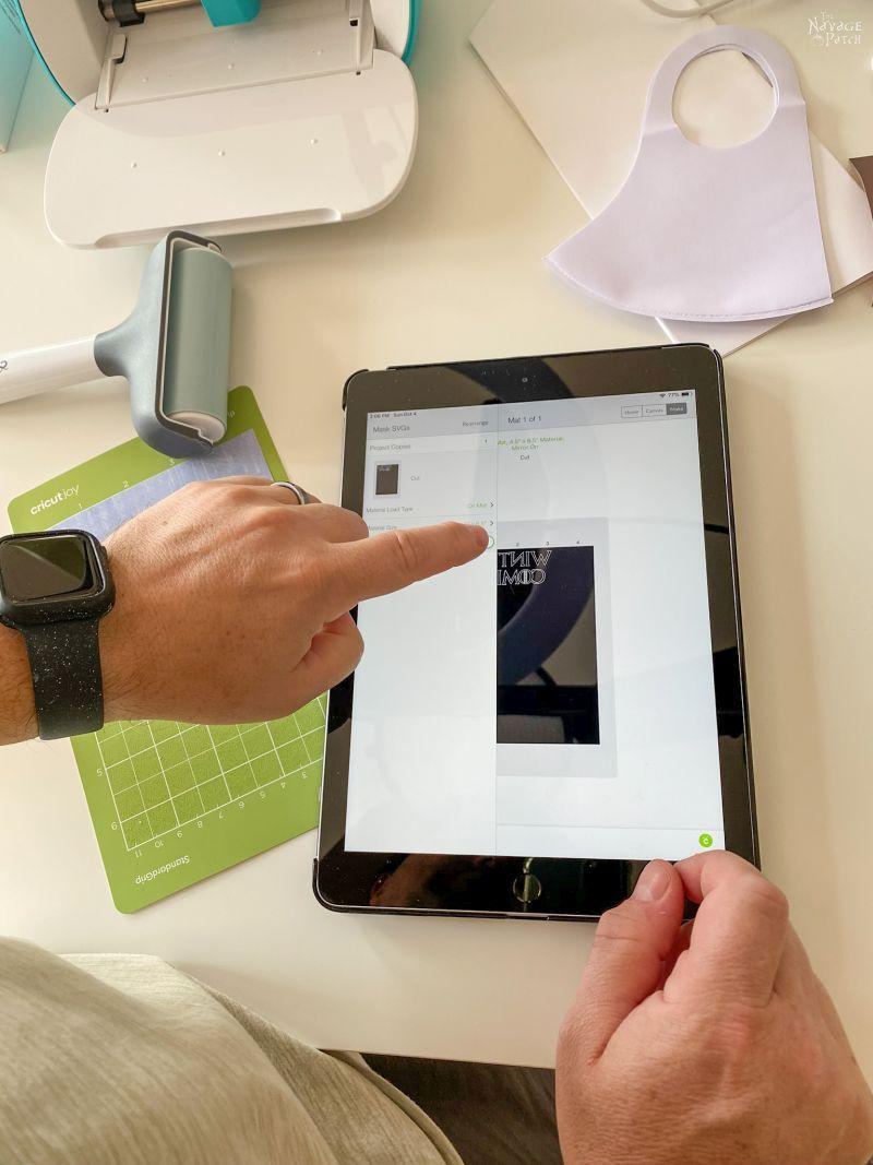 cricut design space app on ipad