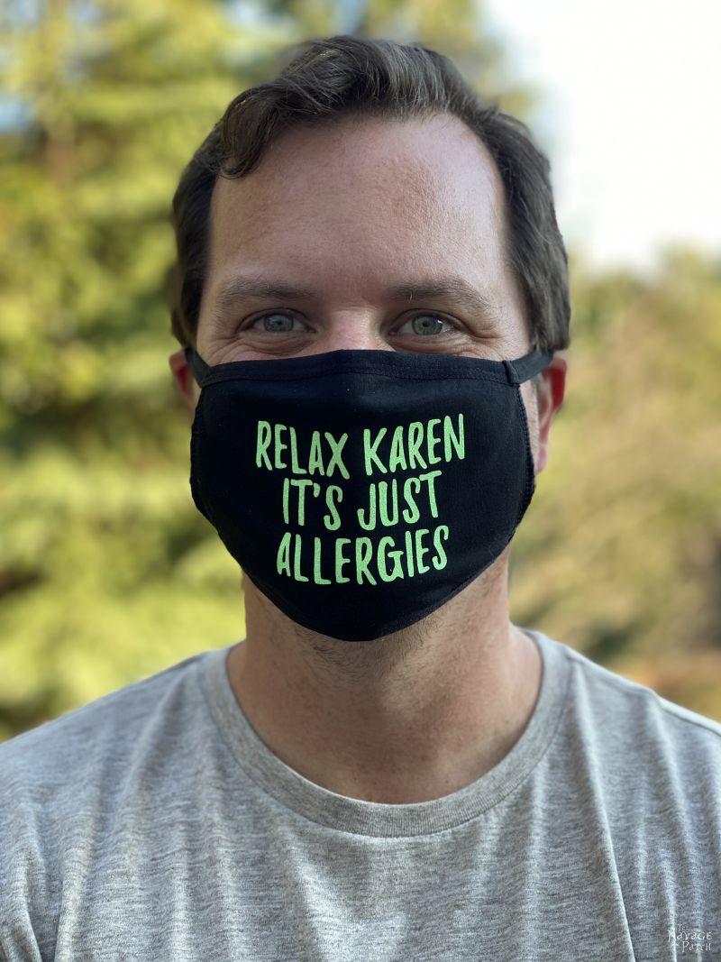 karen face mask