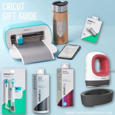 Cricut Gift Guide for the Holidays - TheNavagePatch.com