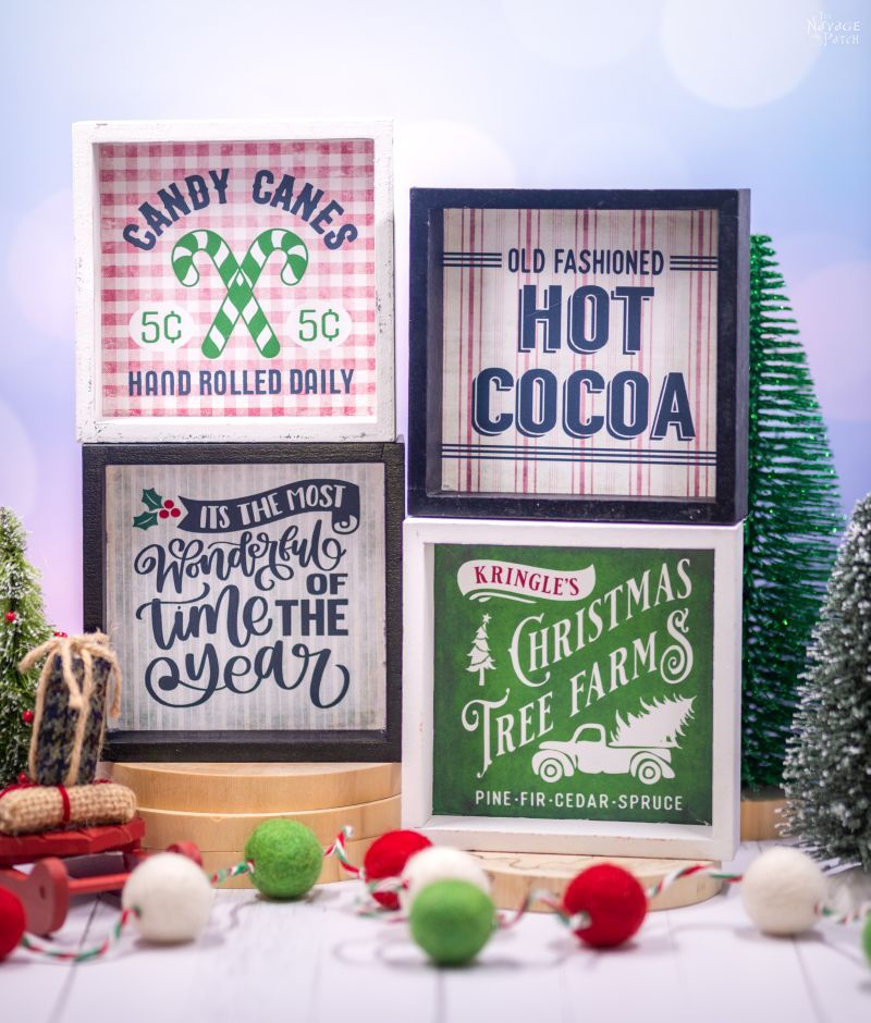 DIY Dollar Tree Signs - TheNavagePatch.com