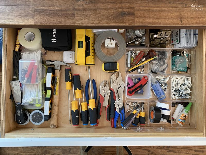 how to make a drawer - thenavagepatch.com