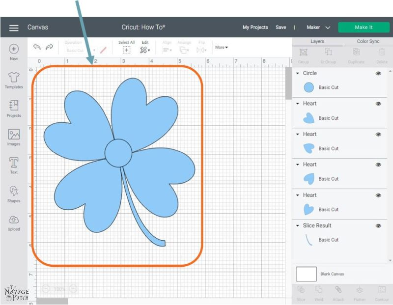 How to Weld in Cricut Design Space - TheNavagePatch.com