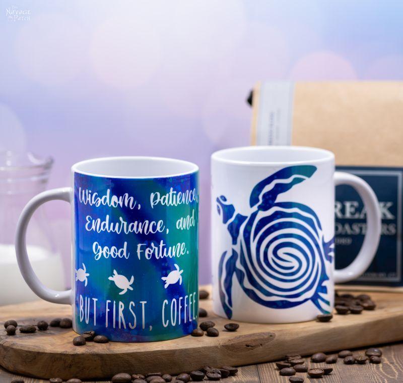 Cricut Mug Press – Mugs Made Easy – TheNavagePatch.com