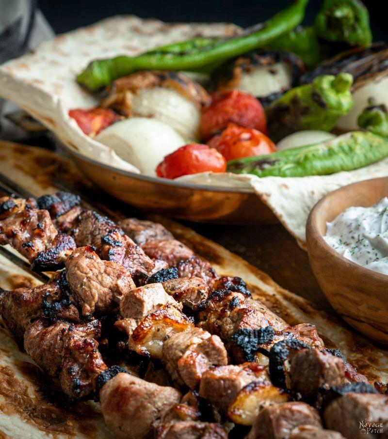 Lamb Shish Kebab - TheNavagePatch.com