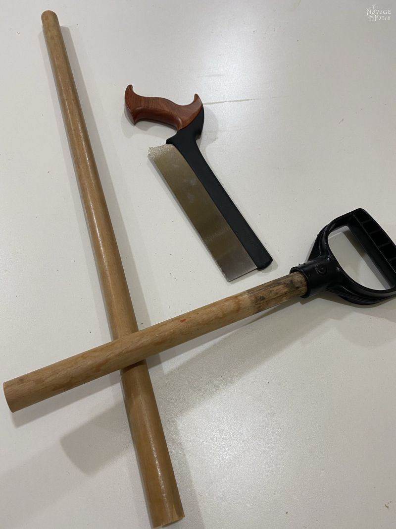 making hanger rods