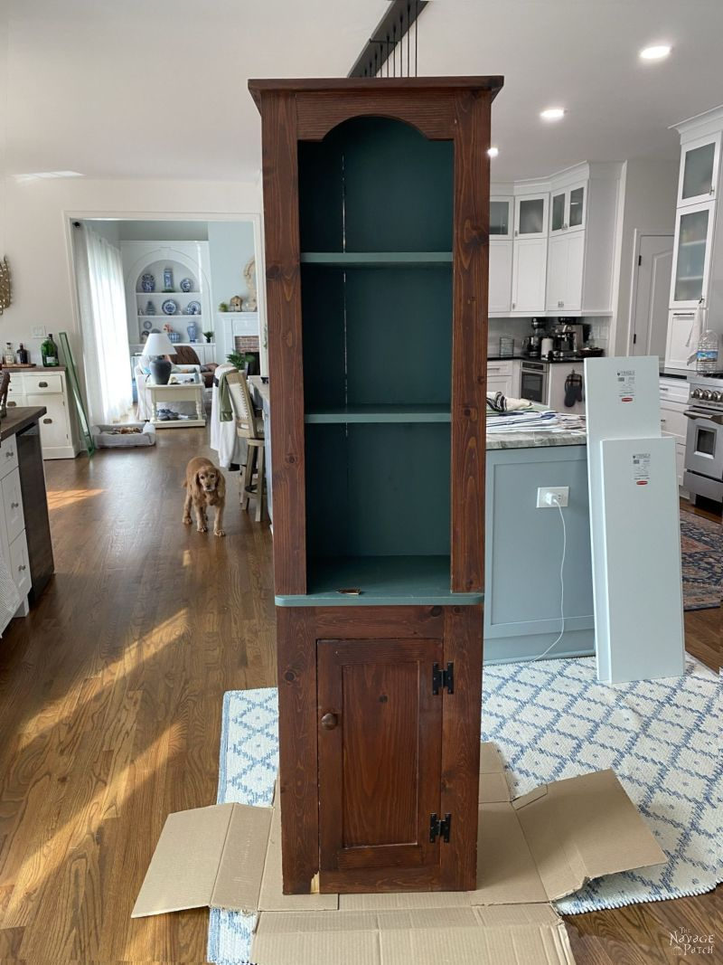 secondhand cabinet