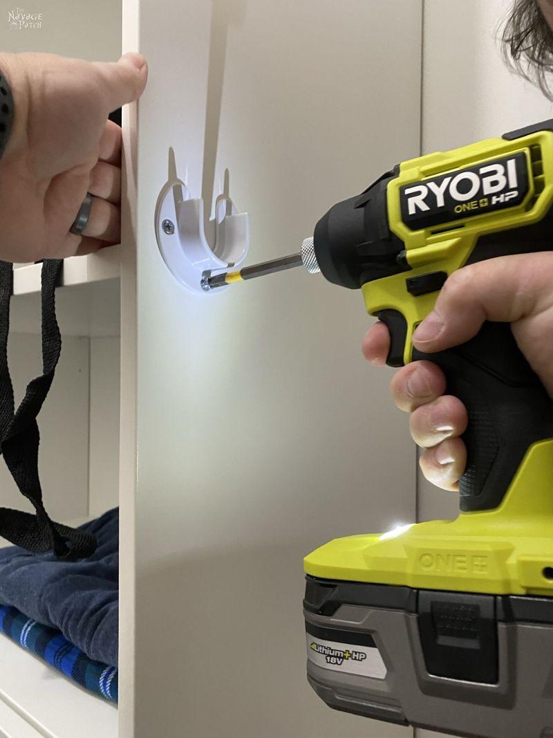installing hanger rods