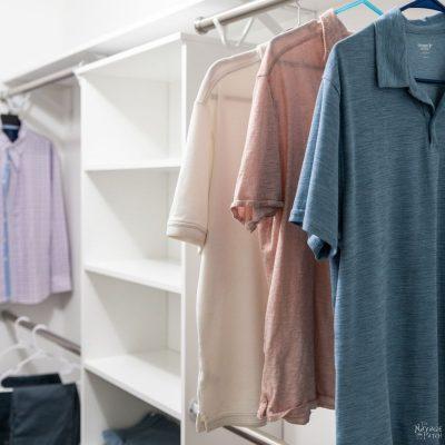 IKEA BRIMNES closet system – TheNavagePatch.com