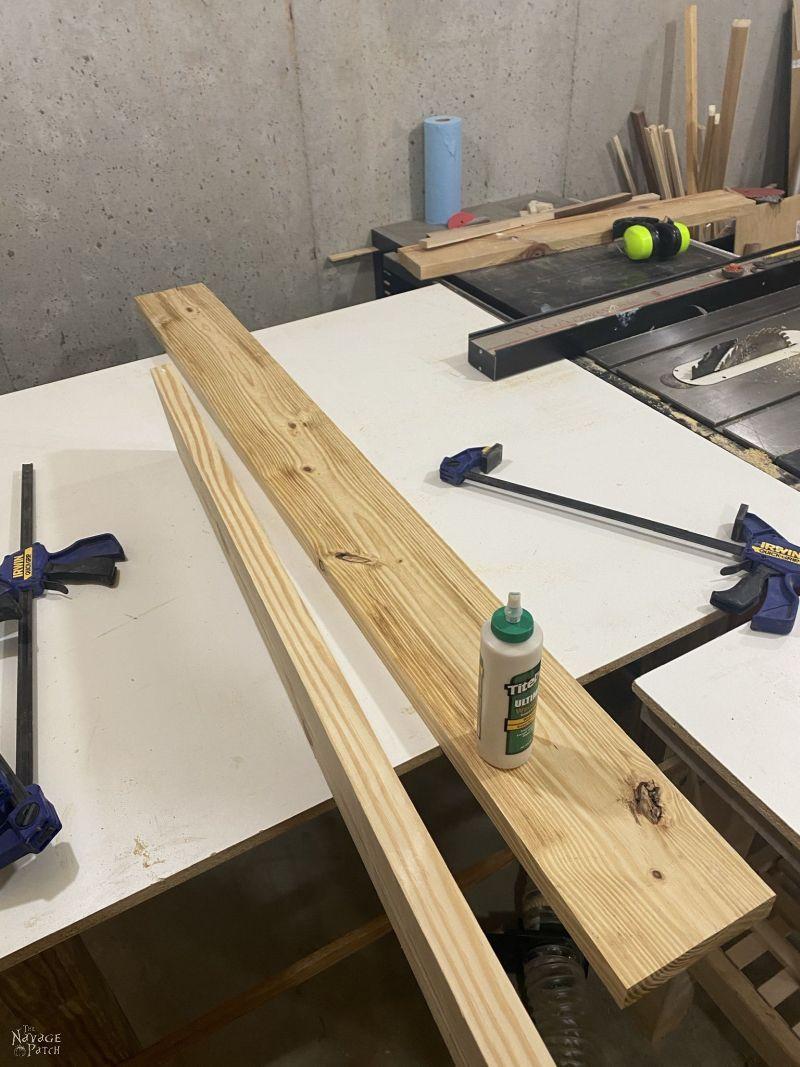 2x8 lumber