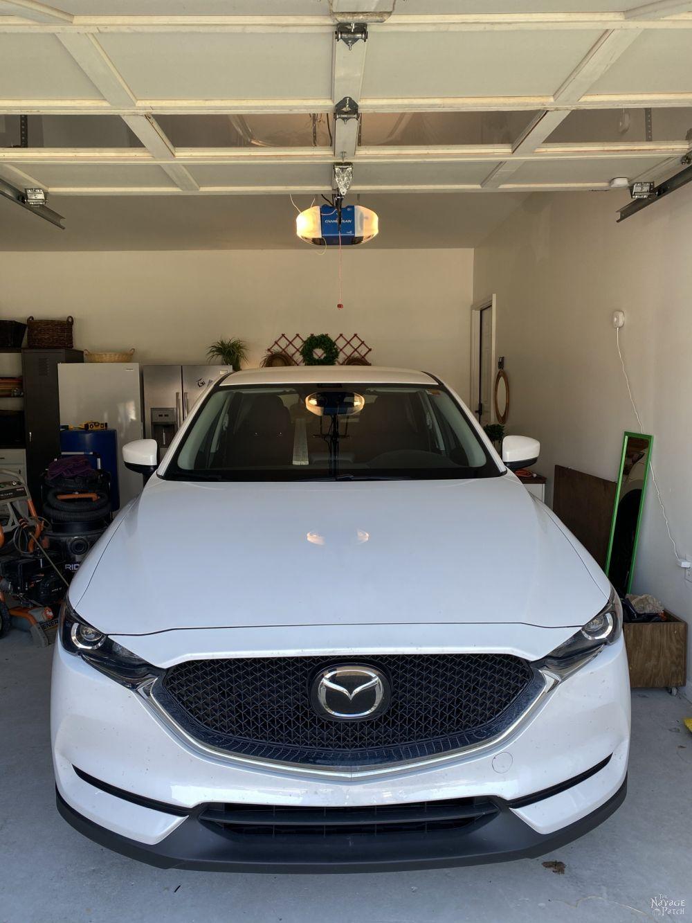 chamberlain smart garage door opener