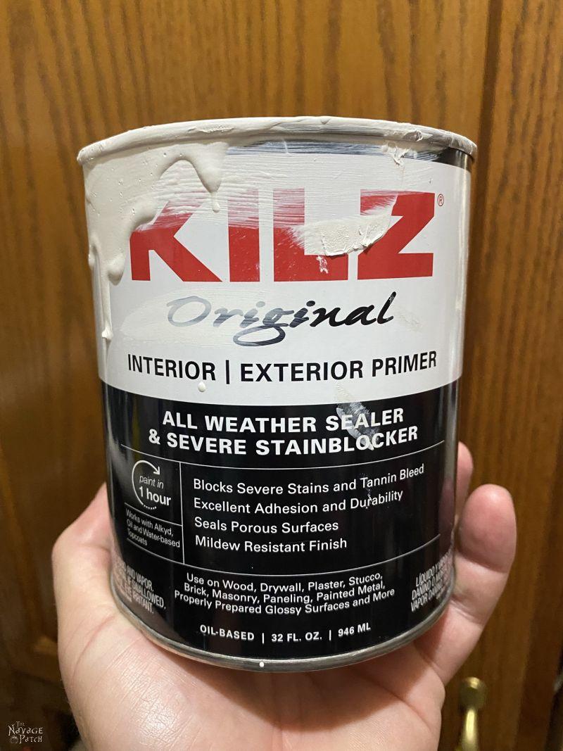 kilz oil-based primer