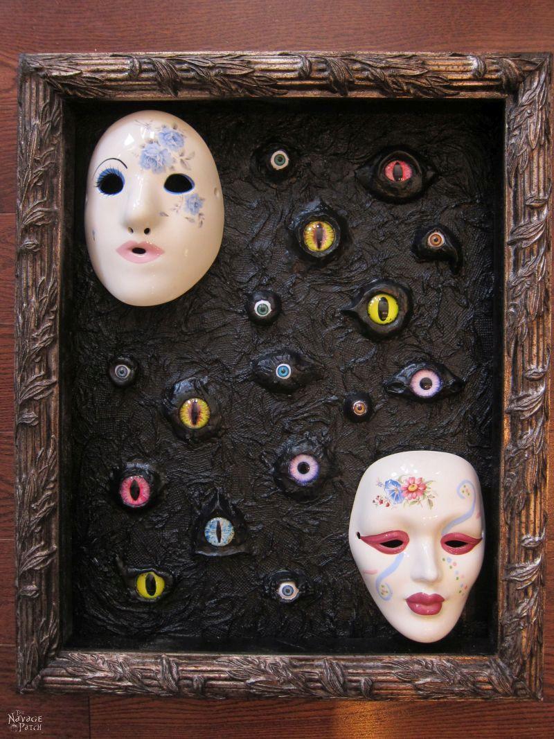 all-seeing eye halloween decor