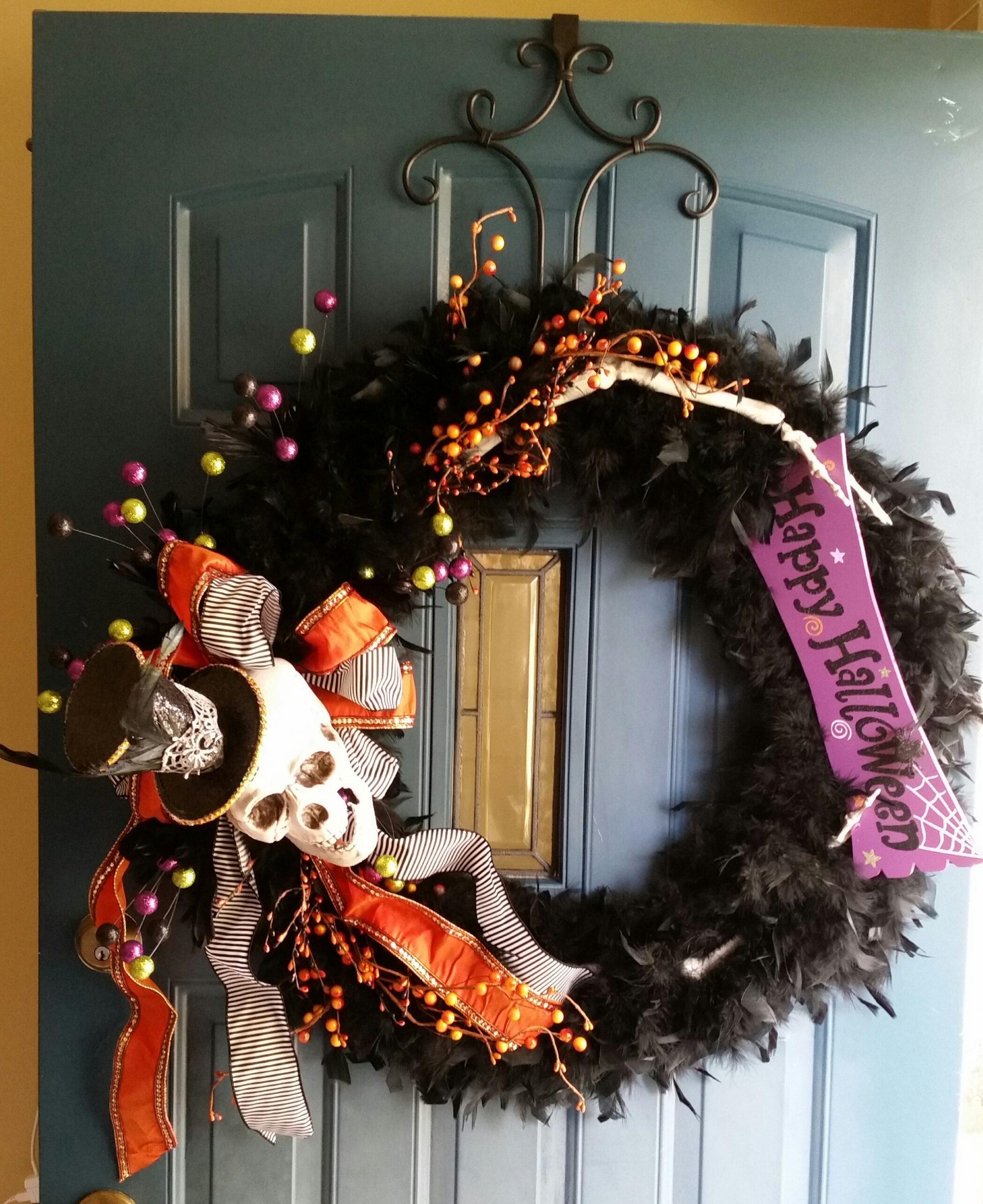 Mo's wreath